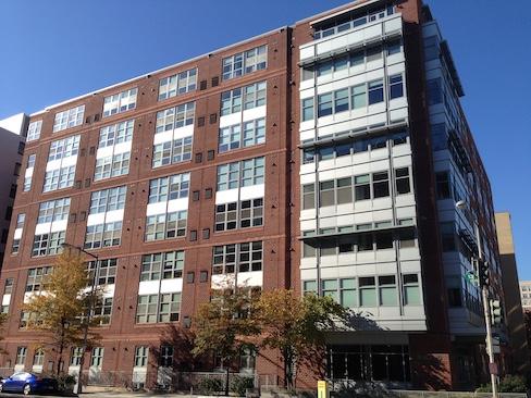 the radius condominium dc