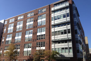 Radius Condominium 1300 N St NW Washington DC 20005